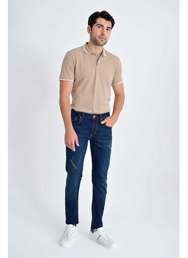 HTML Pantolon Lacivert